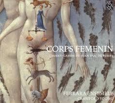 Corps femenin